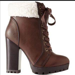 Charlotte Russe ankle Boot