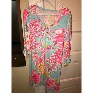 Authentic Lilly Pulitzer dress. Gently used.