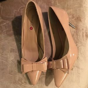 Penny Sue Shoes - Penny Sue, Penny Girl Nude Shoes, NWOT,