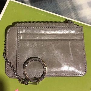 HOBO Kai Vintage Leather Card Case