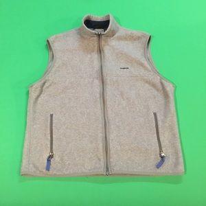 Patagonia synchilla vest size 2XL