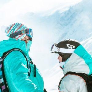 Roxy Snowboarding Ski Goggles UV