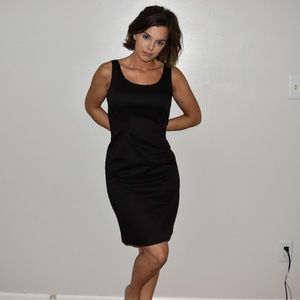 LIKE NEW JESSICA HOWARD LITTLE BLACK DRESS