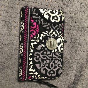 Vera Bradley Magenta wallet