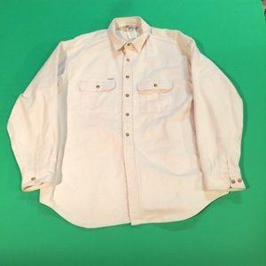 Carhartt Button down long sleeve Size 2XL