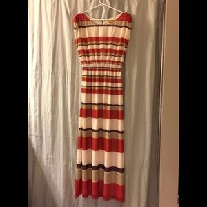 Alice & Olivia long maxi dress - L