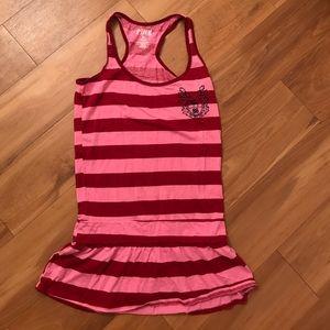 Victories secret pink short pajamas