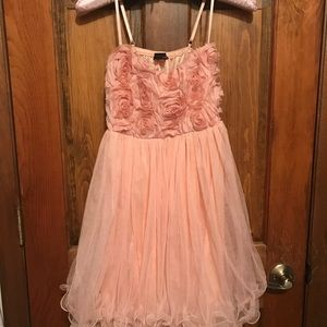 NWT SOFT TULLE DRESS