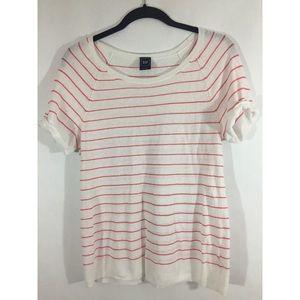 Gap striped knit top