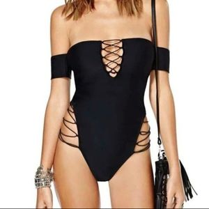 Kiss Me Lingerie Swim - Swimwear - One Piece