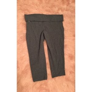 Charcoal Mossimo Leggings