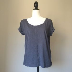 EUC H&M cotton gray tshirt
