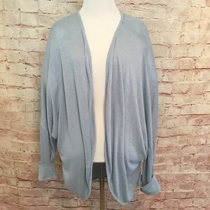 Old Navy Light Blue Cardigan Sweater