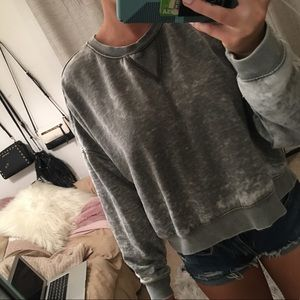 Kendall and Kylie acid sweater