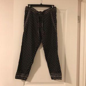 Loli print pants