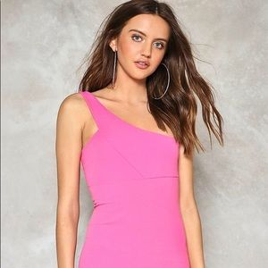 Body con Barbie Pink Dress