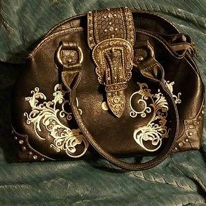 Montana West Bag purse satchel