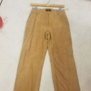 Gap Suede Pants