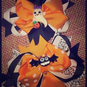 Other - Halloween Hairbows