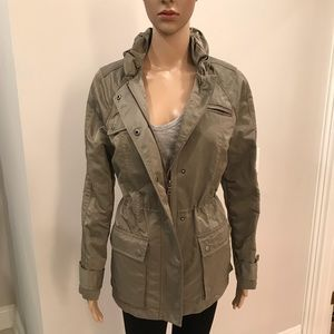 Banana Republic Parka