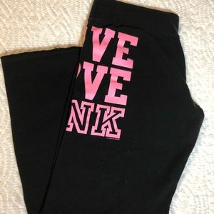 XL Pink by V.S. sweatpants.