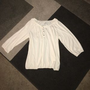 Ann Taylor The Loft top size Large