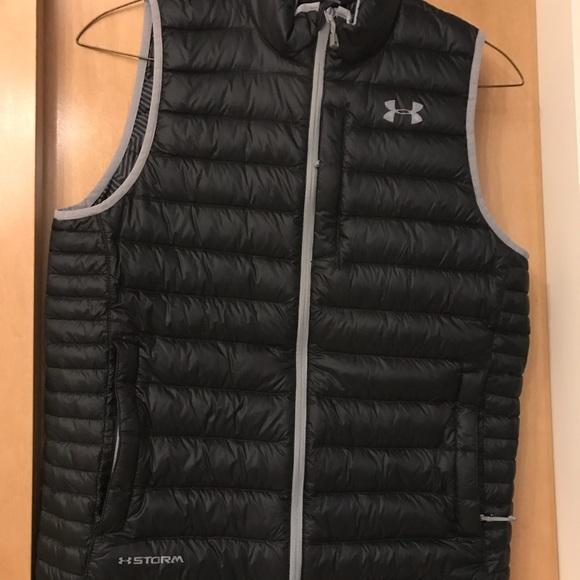 035a56510c061 Under Armour Jackets & Coats | Mens Vest 600 Fill Down | Poshmark