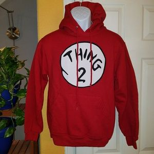 Jerzeez Thing 2 Hoodie Sweatshirt