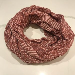 Infinity scarf from Anthropologie