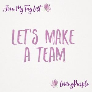 Join my Tag List