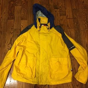 Vintage Tommy Jeans Hilfiger Windbreaker/Raincoat