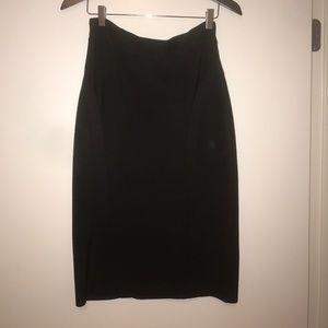 Bebe Black Tight Skirt