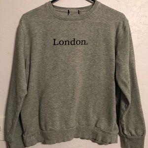 Forever 21 London Sweatshirt