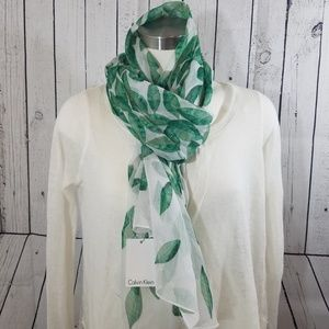 Calvin Klien Scarf New With Tags