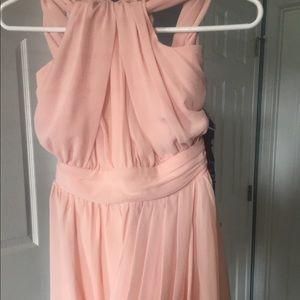 Ballet pink dress