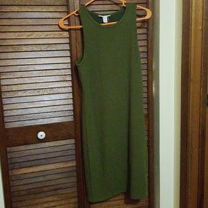 Midi rib dress