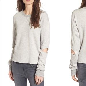 Philanthropy Savannah Cut-out Sweater