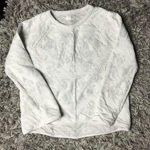 Lou & Grey - Comfy & Soft Pattern Sweater - Medium