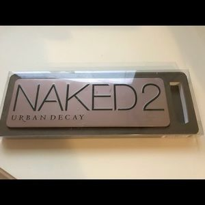 Urban decay Naked eye palette 2