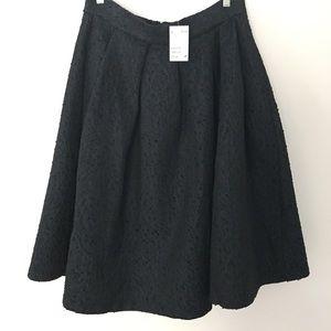 H&M Midi Circle Skirt