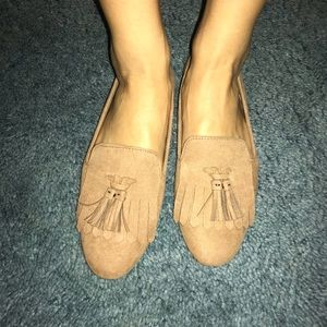 FOREVER 21: Suede Flats