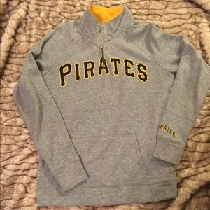 Pittsburgh Pirates PINK pullover