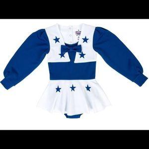 Other - Cowboys Cheerleader Jumper