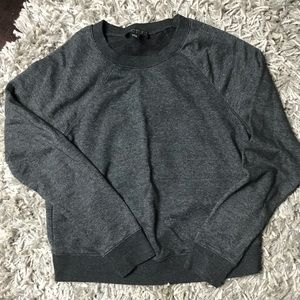 Forever 21 - Grey Soft & Comfy Sweatshirt