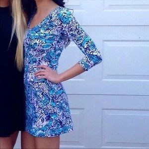 Lilly Pulitzer Printed Dress
