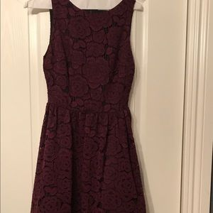 Alice and Olivia Lace Dress