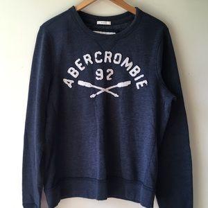 A&F classic sweatshirt
