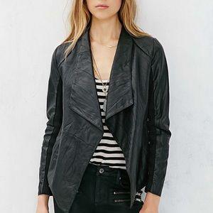 BB Dakota Tamela black Vegan Leather