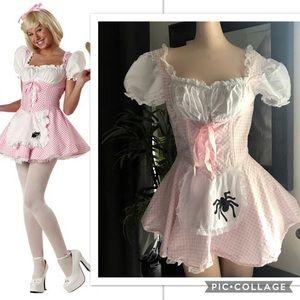 Little Miss Muffet Women's Costume