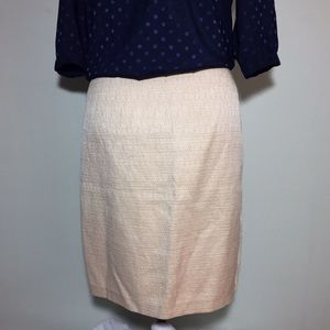 NY&Co Gold Pencil Skirt - Great for Holidays